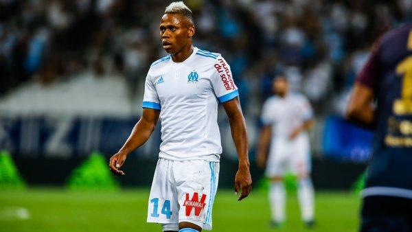 Clinton Njie footballeur Marseille